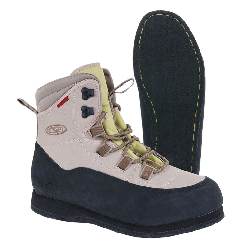 HOPPER Felt Sole VISION BUTY DO BRODZENIA WADING BOOTS