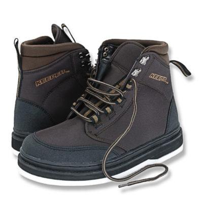 keeper felt sole wading boots