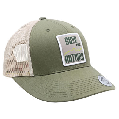 save the natives cap