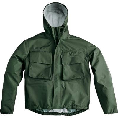 vector jacket green