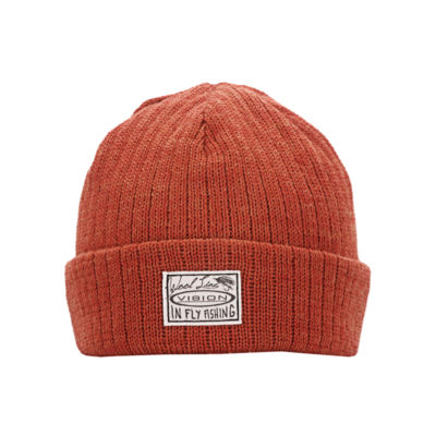 willa subzero beanie burnt orange