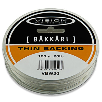 Bakkari Thin Backing
