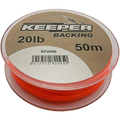 Keeper Backing
