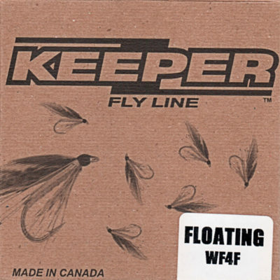 keeper fly line