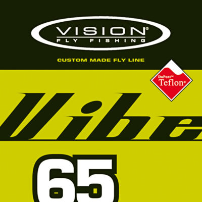 vibe 65 fly line