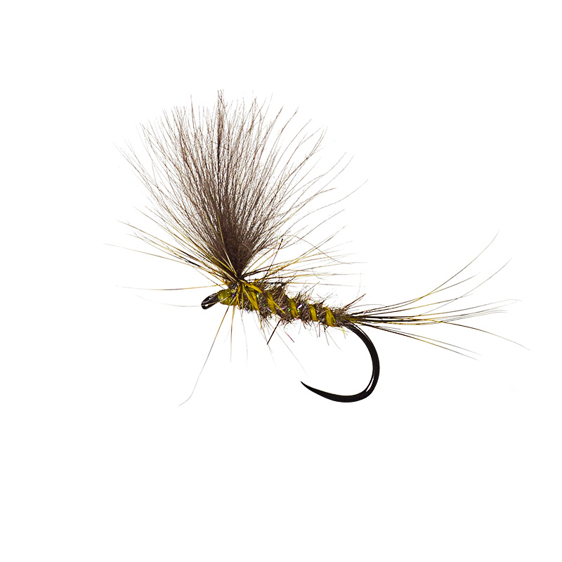 190 Top Flies Vision Fly Fishing Polska