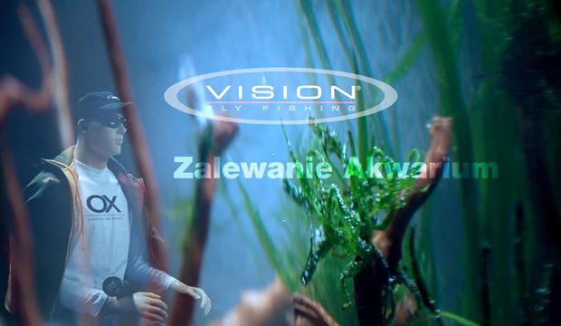 vision polska zalewanie akwarium