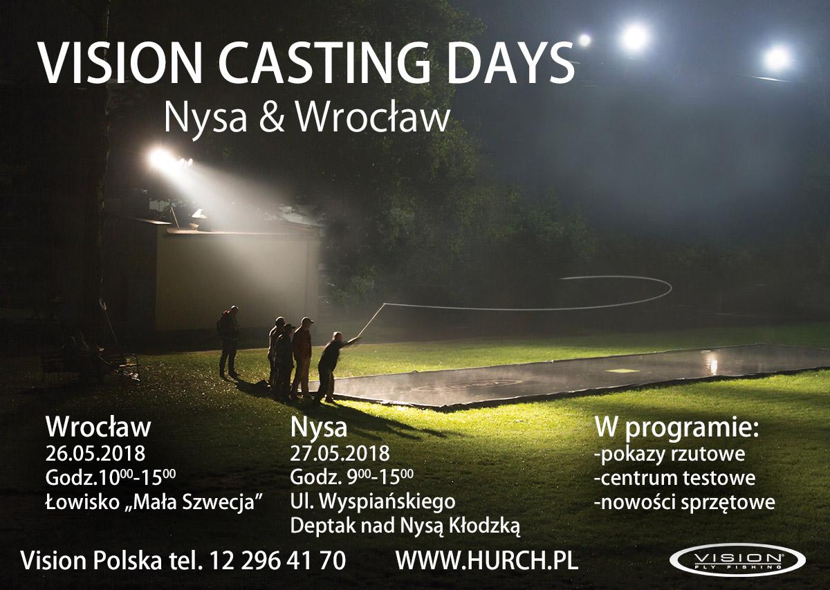 vision polska casting days nysa i wrocław