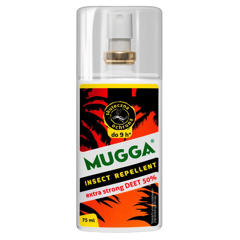 mugga_skuteczny_preparat_przeciwkomarowy_na wyprawy_wedkarskie